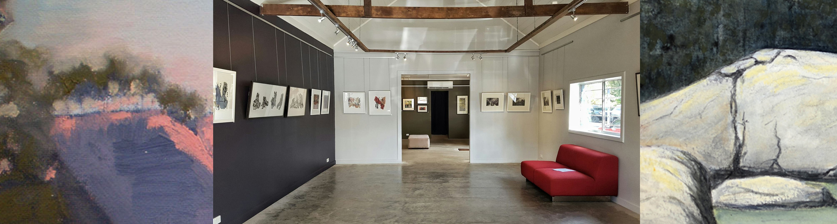 Briagalong Art Gallery in Gippsland